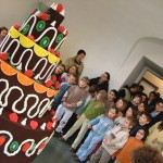 compleanno al museo