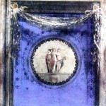 Le Tre Grazie sovrapporta camera del velo