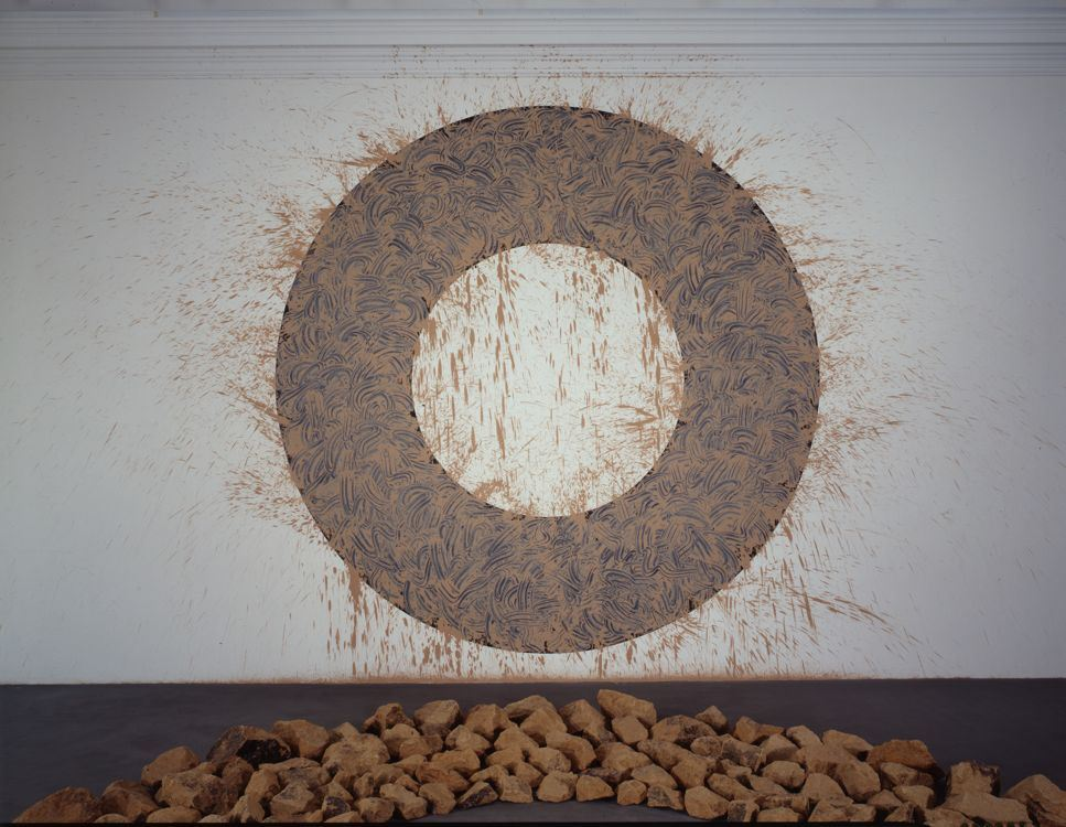 richard long artist