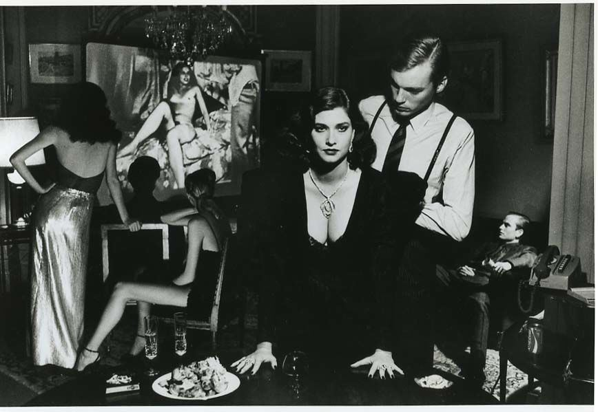 Image result for helmut newton private apartment