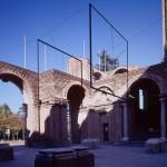atrio esterno Castello di Rivoli