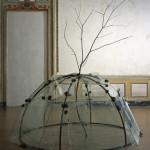 04_Rivoli_Merz_igloo con albero