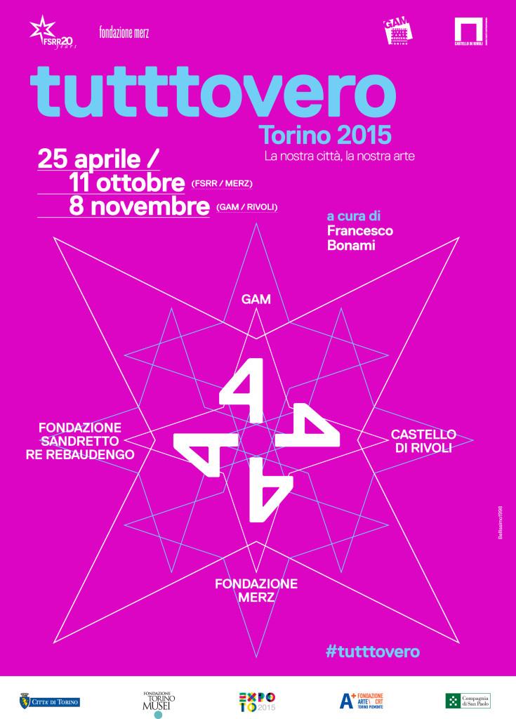 TUTTTOVERO LA NOSTRA CITTA' LA NOSTRA ARTE TORINO 2015